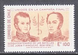 CHILE   456   * - Chile