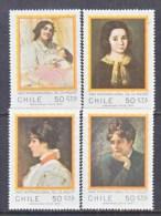 CHILE   473-6   *   I.W.Y.  WOMEN - Chile