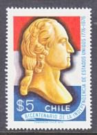 CHILE   492   *   G.  WASHINGTON - Chile