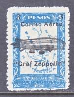 PARAGUAY  C 54    *   ZEPPELIN - Paraguay