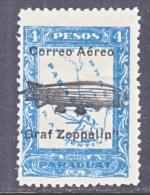 PARAGUAY  C 55    *   ZEPPELIN - Paraguay