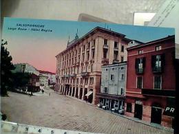 SALSOMAGGIORE - LARGO ROMA - NUOVO HOTEL REGINA BAR DEL SOLE PARRUCCHIERE   N1920 EN9081 - Parma