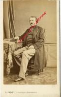 CDV Identifiée Henri BOULEY (1814-1885)-vétérinaire, Président De L´académie Des Sciences-Alfort-photo Prévot Paris - Anciennes (Av. 1900)