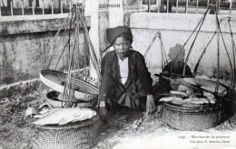 Tonkin - Marchande De Poissons - Viêt-Nam