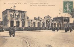 CPA 60 SENLIS LA GARE - Senlis