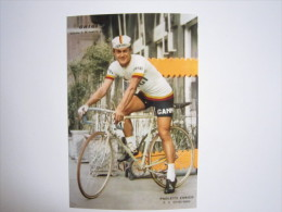 CYCLISME CICLISMO RADSPORT WIELRENNEN :  Enrico PAOLETTI  GHIGI GANNA Reproduction - Cyclisme