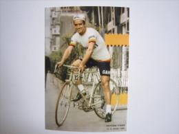 CYCLISME CICLISMO RADSPORT WIELRENNEN :  Piero GATTONI GHIGI GANNA Reproduction - Cyclisme