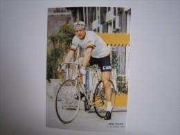 CYCLISME CICLISMO RADSPORT WIELRENNEN :  Guido  BONI  GHIGI GANNA Reproduction - Cyclisme