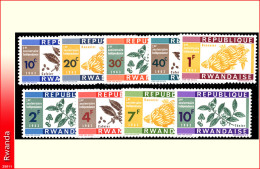 Rwanda 0024/32** Independance  MNH