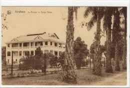 Carte Postale Ancienne Congo - Kinshasa. La Banque Du Congo Belge - Kinshasa - Léopoldville