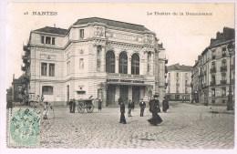 NANTES . Le Théâtre De La Renaissance . - Nantes