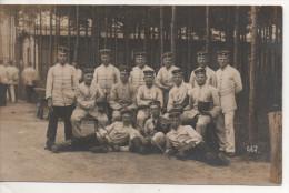 Nr.  1073,  FOTO-AK, Kaiserreich 1914-18, Königsbrück - Weltkrieg 1914-18