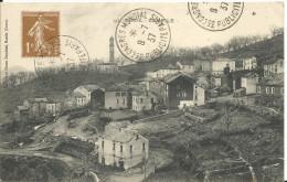 CAMPILE ( Haute Corse ) -  Damiani, Bastia -  Cachet Congrès Mondial Publicité Paris 1937 - Frankreich