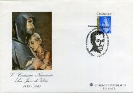 Sobres Entero Postales    Nº  31    (  Matasellado ) - 1931-....