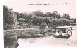 LE LOROUX - BOTTEREAU . Les Bords De L'Etang . - France
