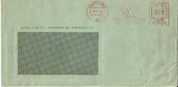 ALEMANIA HAMBURG CC FRANQUEO MECANICO ARQUERO TIRO CON ARCO 1941 - Tiro Con L'Arco