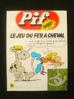 PIF GADGET N° 1521 (SANS Le Gadget N° 283)  BE - Pif & Hercule