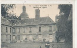 JOUY LE CHATEL  Château De Vigneau  Animée - Autres Communes