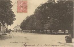 AIGURANDE - Les Promenades - France