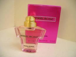 "SONIA RYKIEL  MINI "" RYKIEL ROSE "" BC DORE EDP 7,5 ML  LIRE§§§ - Modern Miniaturen (vanaf 1961)"