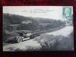 AL7(2)- 15 - ROUTE DE BORT A MAURIAC    - LES VIADUCS DE VENDES   - - Other Municipalities