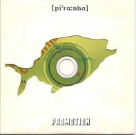 CD Promotion Fanfare Piranha 17 Titres Musique - Musik & Instrumente