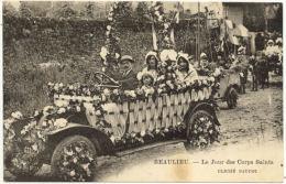 19/ TOP CPA A - Beaulieu - Le Jour Des Corps Saints (Rare) - France