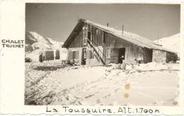 73/ CPSM - La Toussuire - Chalet Truchet - France