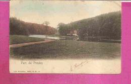 AISEAU PRESLES   -    ** LE PARC DE PRESLES **  -   Editeur : NELS De Bruxelles  - Série18  N° 50 - Aiseau-Presles