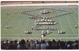 JONQUIERE , Quebec , Canada , 50-60s ; Festival-Son-et-Lumiere , Marching Band - Quebec