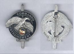Insigne Du Brevet Du Centre D'Entrainement Commando N° 1 - Heer