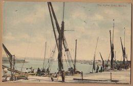 Essex  MALDON  Hythe Quay  Sailing Barges E1470 - England