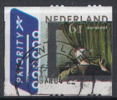 Nederland - Oude Kunst - Gebruikt-gebraucht-used - NVPH 2246b L-vormige Fosforbalk - Periode 1980-... (Beatrix)