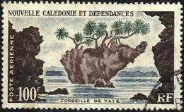 NEW CALEDONIA 100 FRANCS LANDSCAPE CORBEILLE DE YATE SET OF 1 ULH 1960's(?) SG? READ DESCRIPTION !! - Neukaledonien