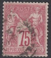 N° 71 - O - - 1876-1878 Sage (Type I)