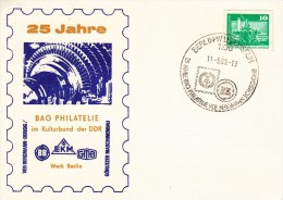 DP  Nr. 2483  Berlin Rathausstraße  10 Pf  Privater Zudruck - Briefe U. Dokumente