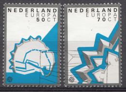 Pays-Bas Mi.nr.:1219-1220 Europa 1982 Oblitérés / Used / Gestempeld - 1980-... (Beatrix)