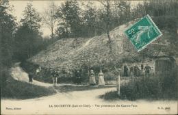 41 THORE LA ROCHETTE / Vue Des Quatre-Vaux / - Altri Comuni