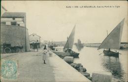11 PORT LA NOUVELLE / Vue Du Port Et La Vigie / - Port La Nouvelle