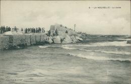 11 PORT LA NOUVELLE / La Jetée / - Port La Nouvelle