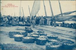 11 PORT LA NOUVELLE / L'Arrivage De La Sardine / - Port La Nouvelle