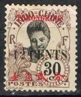 Sello TCHONKING Indochina, Colonia Francesa Num 73 * - Ohne Zuordnung