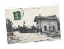 89 - BAGNEAUX : La Halte - Autres Communes