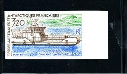"""TAAF 1991  ( Challand """"L'Aventure"""" - ND - BdF  - Luxe) - Non Dentellati, Prove E Varietà"""