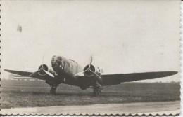 CPA - BICCH 131 - AVION DE BOMBARDEMENT - COLLECTION COLONEL HENRY ROUEN - 1939-1945: 2. Weltkrieg