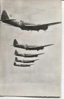 """CPA - ROYAL AIR FORCE - BRISTOL """"BLENHEIM"""" - - Airplanes"""