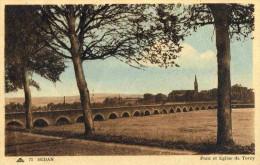 SEDAN - ARDENNES  (08) -   CPA DE 1951. - Sedan