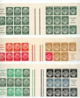 DR-ZusDr. HINDENBURG BOGENTEILE  (39408 - Zusammendrucke