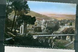 N°15    -  Constantine  - La Ville Et Le Rhummel  - Eap92 - Constantine