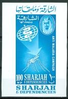 Sharjah 1963 WHO Drive To Eradicate Malaria  MNH** - Lot. A341 - WHO